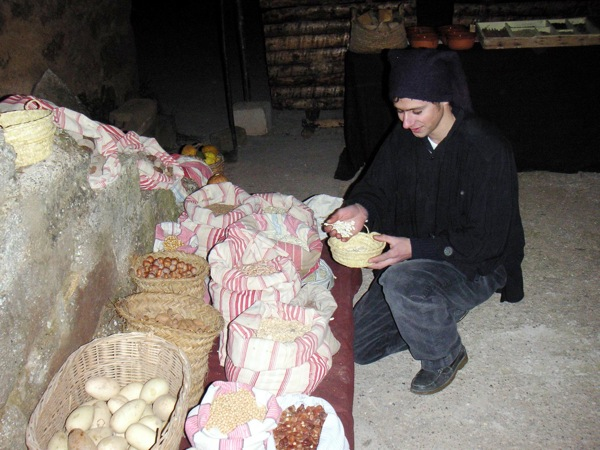 26.12.2009   Ardèvol -  organització pessebre