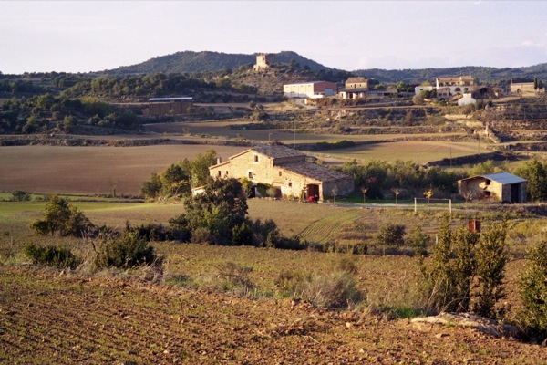 vista general de puigredon Foto: Ramon Sunyer - Puigredon