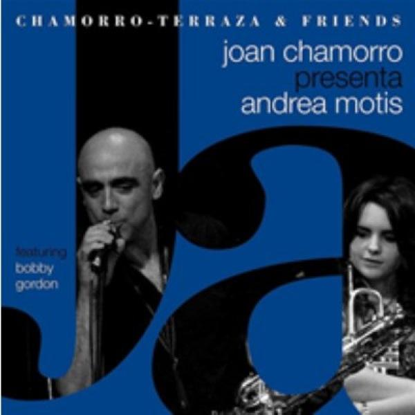 Portada del disc de l'Andrea Mutis -