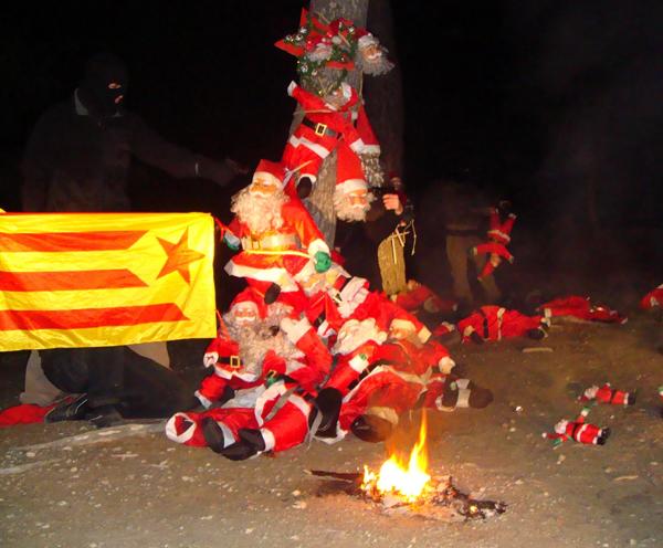 Pares Noels segrestats a l'Anoia - Anoia