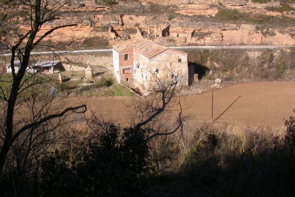 25.12.2010 Casa el Molí de Fontanet  Fontanet -  Ramon Sunyer