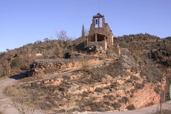25.12.2010 L'accès a l'església s'ha reformat  Fontanet -  Ramon Sunyer
