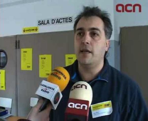 Josep A. Vilalta, ex-regidor de la CUP a Torà - Tora
