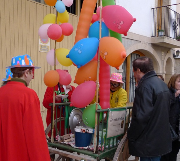 26.02.2011 Pregó festa de la Llordera  Torà -  Xavier
