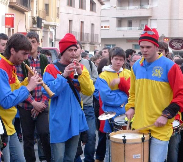 26.02.2011 Grallers de Torà  Torà -  Xavier