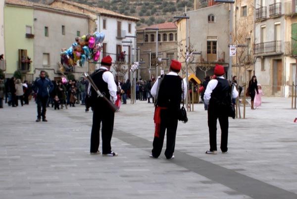 26.02.2011 els trabucaires  Torà -  Ramon Sunyer