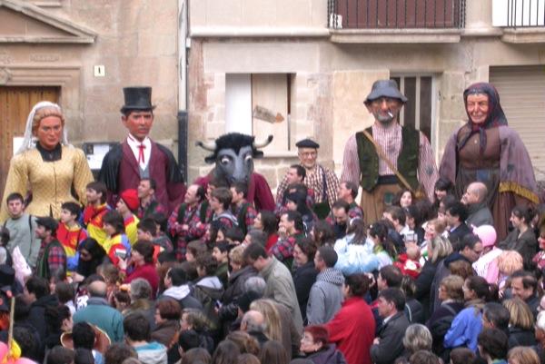 26.02.2011 Parada dels gegants  Torà -  Ramon Sunyer