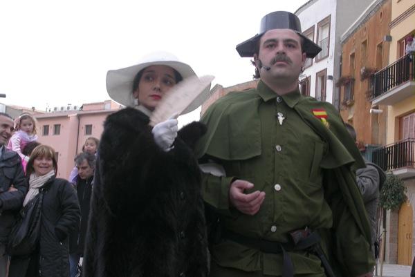 26.02.2011 La 'autoridá competente'  Torà -  Ramon Sunyer