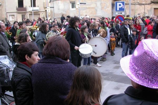 26.02.2011 la xaranga  Torà -  Ramon Sunyer