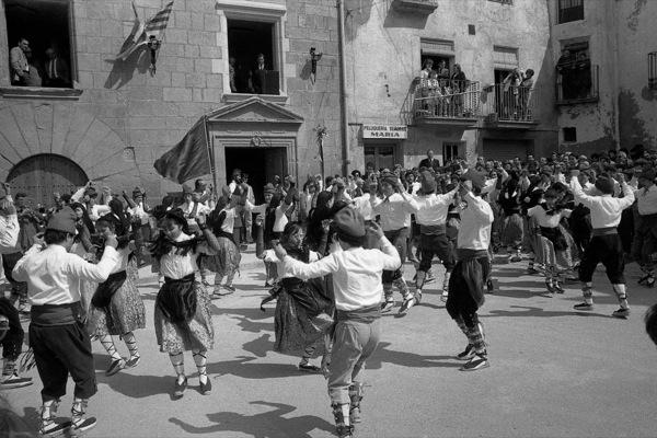11.04.1984 Els ballets  Torà -  Ramon Sunyer