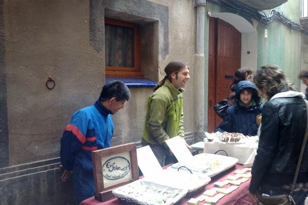 22.04.2011 Sabons naturals de Claret  Torà -  Ramon Sunyer