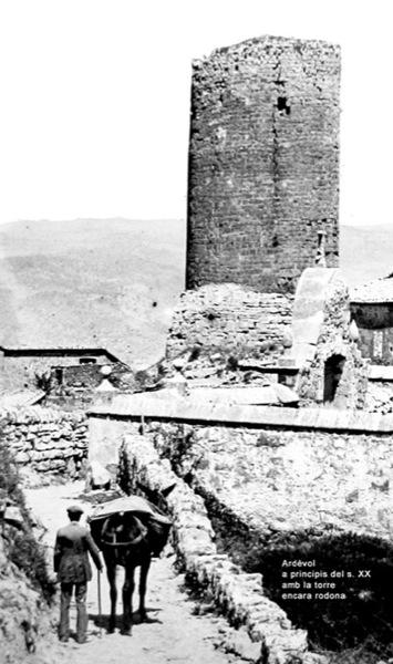 Torre d'Ardèvol anys 20 -
