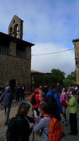 08.05.2011 Església de Santa Maria de Claret  Claret -  Xavier