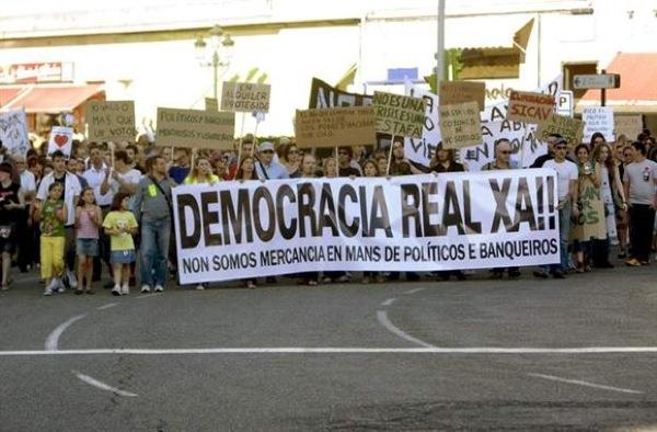 15.05.2011 Concentració a Galizia  -