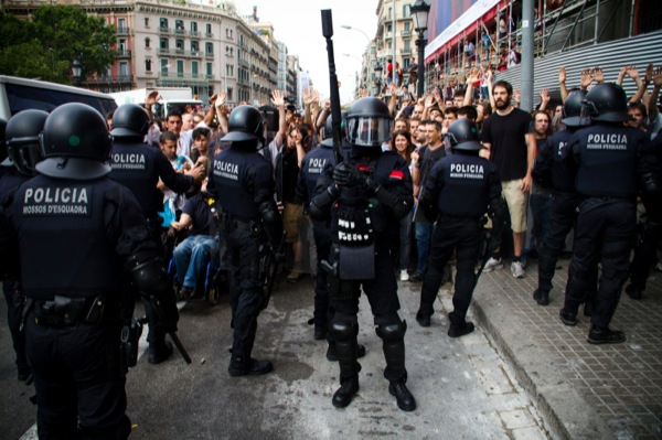 27.05.2011   Barcelona -  acampadabcn
