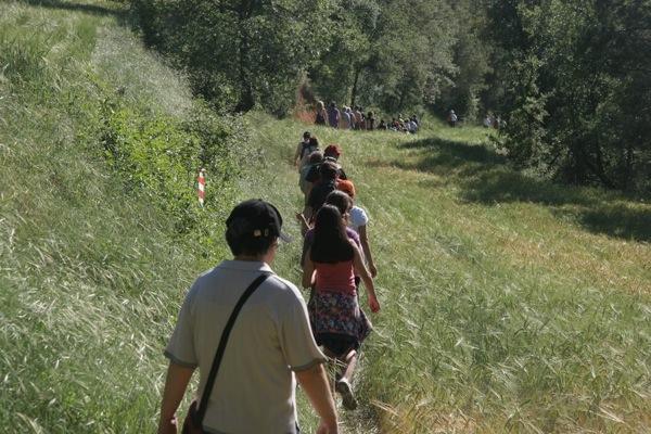 28.05.2011 3a Caminada popular al capvespre  Pinós -  JM Santesmasses