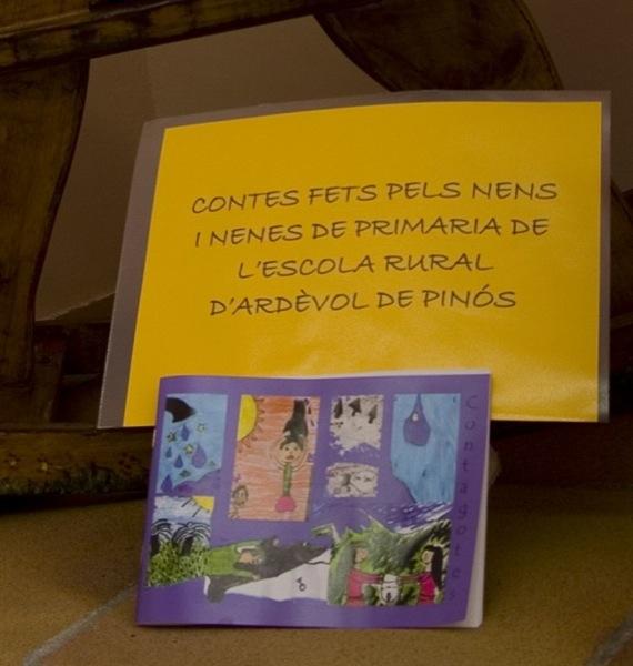 18.05.2008 Treballs de l'escola d'Ardevol. Fira de Pinós 2008  Pinós -  Susanna Altarriba