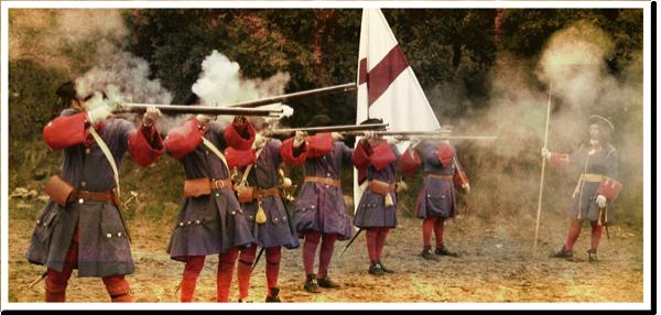 Els Miquelets, fusellers voluntaris -