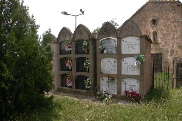 12.06.2011 cementiri de sant serni  Sant Serni -  Ramon Sunyer