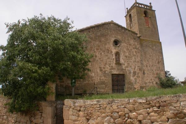 12.06.2011 església de sant serni  Sant Serni -  Ramon Sunyer