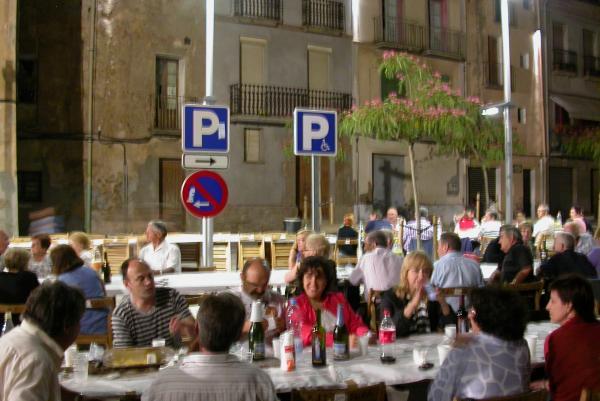 02.07.2011 Revetlla plaça del Vall  Torà -  Ramon Sunyer