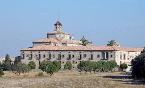 06.07.2011 Vista general de convent de Sant Ramon  Sant Ramon -