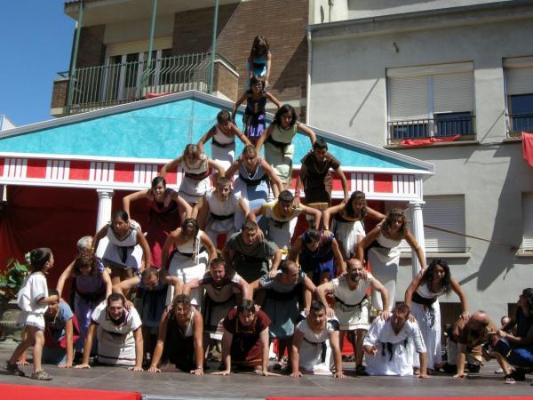 08.07.2011 Els Margeners de romans  Guissona -