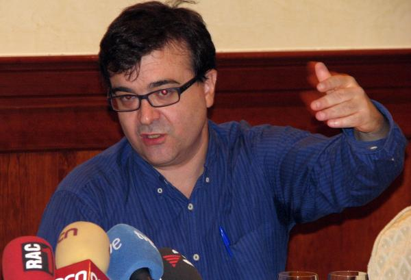 Javier Cercas, novelista -