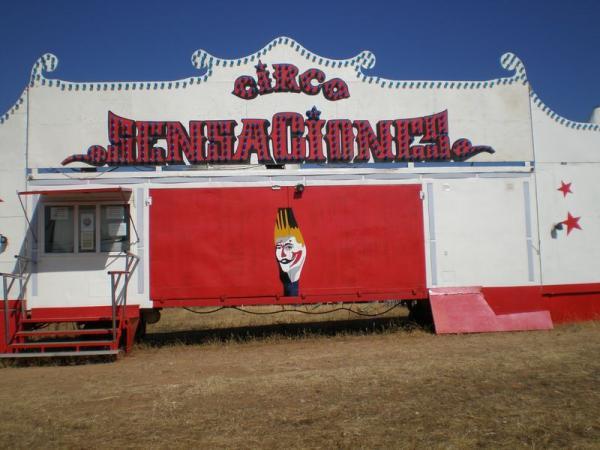 Circo Sensaciones -