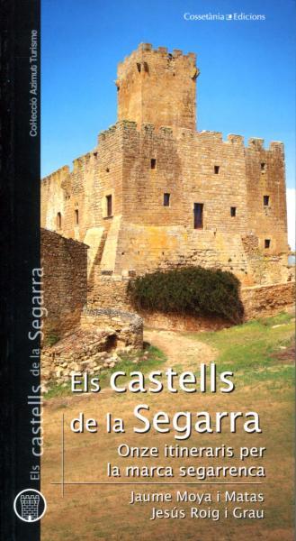 Portada del llibre Els castells de la Segarra. Onze itineraris per la marca segarrenca -