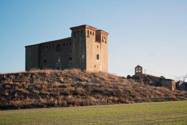 Castell de Montcortès -