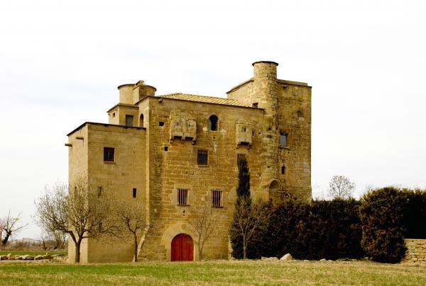 Castell molí de Ratera