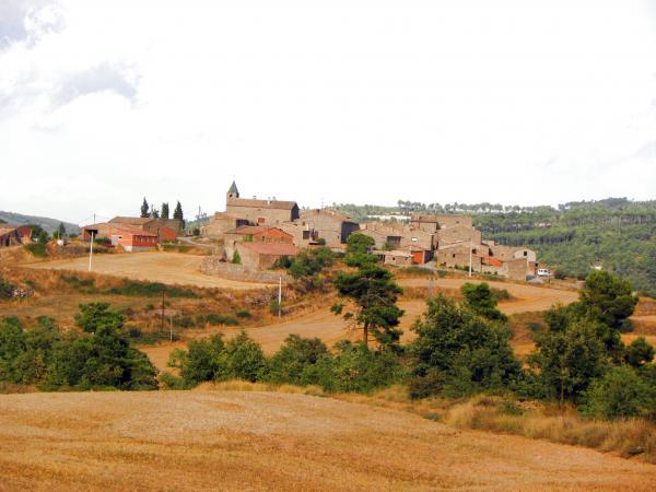 El terme municipal de La Molsosa és un altre dels inclosos - La Molsosa