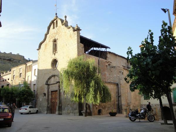 Church of  Santa Maria - Author Jordi Bibià (2011)