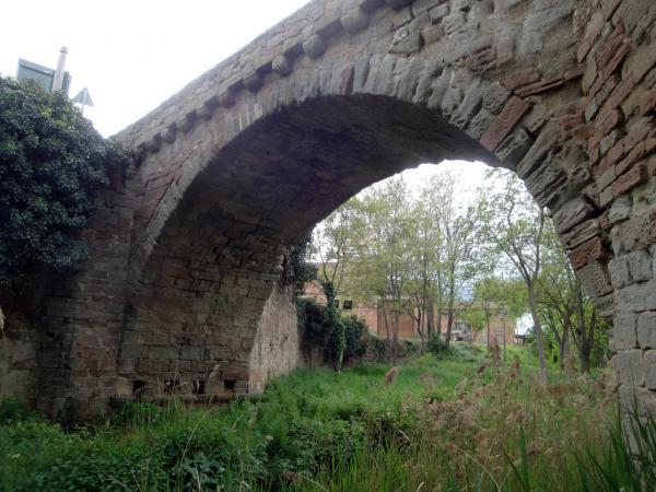 Pont de Sanaüja - Auteur Jordi Bibià (2011)