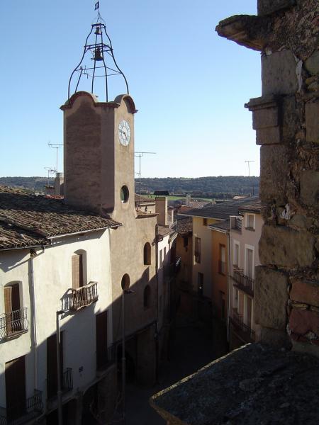 Bâtiment  Torre del Rellotge - Auteur Jordi Bibià (2011)