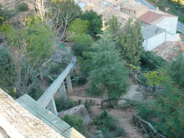 Zona de picnic - Biosca