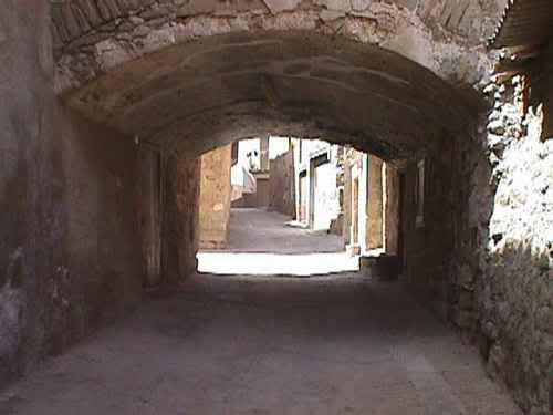 Vila vella  Portals i carrers -  (2011)