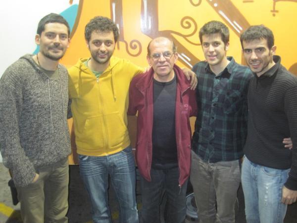 El Miquel del Roig amb els Amics de les Arts - Manresa