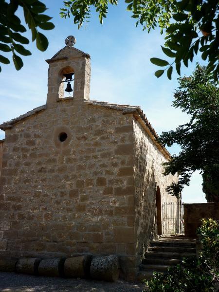 Capella de  Sant Joan de Puig-redon - Autor Isidre Blanc (2011)