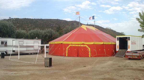 18.08.2011 El circ  Torà -  Ramon Sunyer