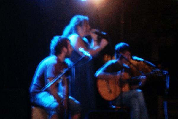 18.08.2011 Actuació de la Cruz de mi vecino  Torà -  Ramon Sunyer