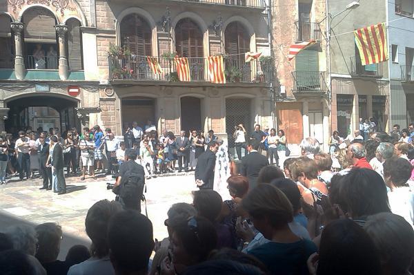 01.09.2011 Dansa dels priors i priores de sant Gil  Torà -  Ramon Sunyer