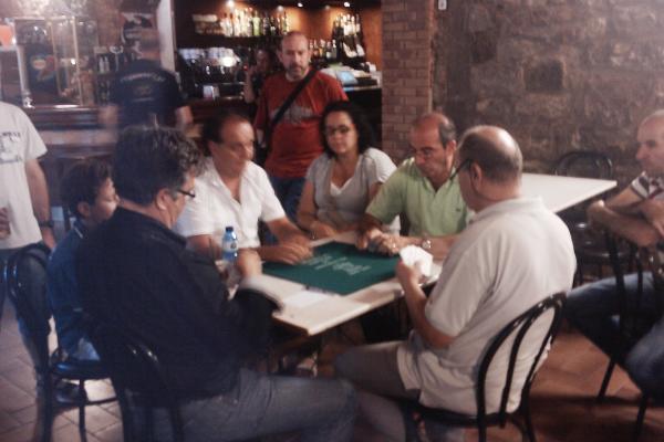 03.09.2011 Campionat de Botifarra: final  Torà -  Ramon Sunyer