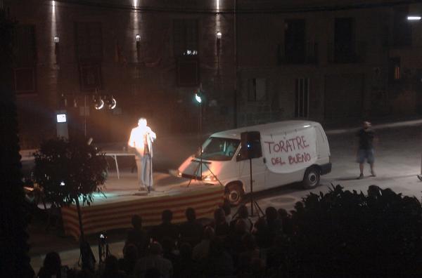 03.09.2011 Monòlegs amb Toratre  Torà -  Ramon Sunyer