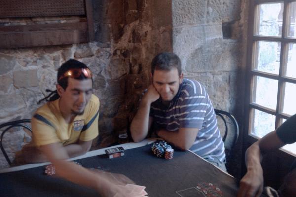 04.09.2011 Campionat de pòquer  Torà -  Ramon Sunyer