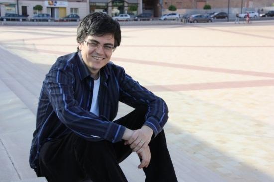 El director Ramon Tèrmens -