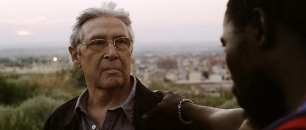 L'actor Jordi Dauder fa el paper d'un empresari -