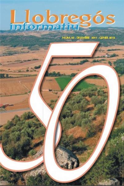 Portada Llobregós informatiu núm 50 - Vall del Llobregós