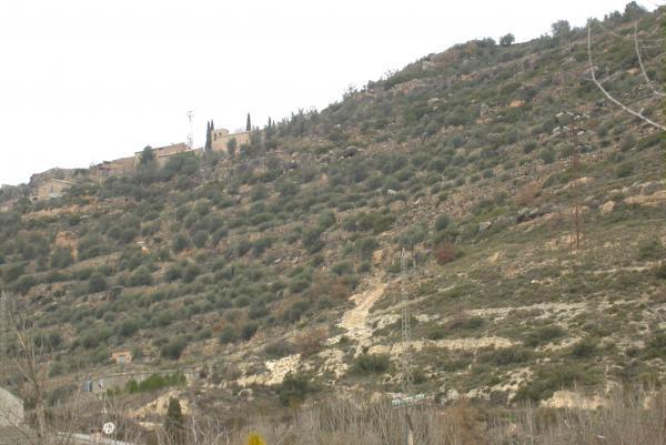 27.12.2011 Vista general de les obres  L'Aguda -  Ramon Sunyer